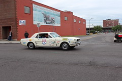 Great Race 2018 Buffalo NY to Halifax NS 088 (swi66) Tags: greatrace2018buffalonytohalifaxns ford mustang chevy chevrolet mopar nova chevelle impala monte carlo studebaker porche vw karman ghia hudson peerless riley buick olds oldsmobile vista cruiser pickup corvette mercedes gloria amc international pontiac firebird packard blues brothers dodge dart lincoln antique classic rally falcon ranchero hornet saab