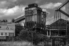 industrial love... (st.weber71) Tags: nikon industrie blackandwhite schwarzweis kohlekraftwerk kokerei lostplaces verlasseneorte verlassen verfall d850 urbex