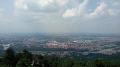 17.12 Vista Panoramica dalla Terrazza della Cupola della Basilica di Superga