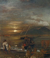 Oswald Achenbach, THE BAY OF NAPLES IN THE MOONLIGHT (skaradogan) Tags: nature landscape water abstract blue art trees sky green newyork clouds white red sunset flower colorful winter chicago adamasar celestialimages flowers snow beautiful tree yellow photography beauty color skyline beach ocean black vintage wildlife old blackandwhite forest rocks leaves architecture bison travel modern outdoors light love autumn mountains city sea orange nyc painting oswaldachenbach