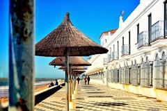 Bajo las sombrillas... (ZAP.M) Tags: paseo sombrillas luzsombra claroscuros puntodefuga puertosantamaria cádiz andalucía españa flickr zapm mpazdelcerro nikon nikond3100