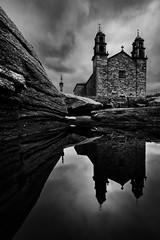 Virxe da Barca (Feans) Tags: sony a7r a7rii ii fe 1635 gm muxia virxe da barca pedra de abalar costa morte santuario galiza galicia