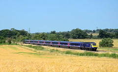 43130. (curly42) Tags: 43130 class43 hst 125 gwr express 1c76 railway transport travel highspeedtrain fairwoodjunction