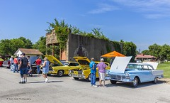 Old Classics (Kool Cats Photography over 10 Million Views) Tags: carshow canon classic canoneos6d oklahoma jennings landscape car traveloklahoma town streetphotography street vehicle rural