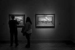 Observation (Luiz Contreira) Tags: museum museu buenosaires bsas argentina southamerica américadosul blackwhite bw pretoebranco pb people pessoas