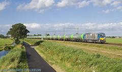 V207_Papekop_100718 (florisdeleeuw) Tags: v207 rtb pannonia ethanol ketelwagens papekop dh752 rurtalbahn rtbcargo nwb 45793