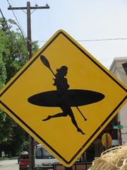 Caution: Awesome paddle babes! (jamica1) Tags: naramata okanagan bc british columbia canada