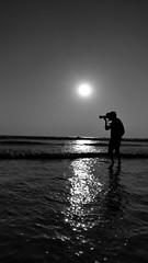 Capture the color of life ~before its too late (Rabbi_fahim) Tags: coxs bazaar coxsbazaar bangladesh horizon sunset life