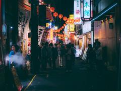 Yokohama Chinatown (_dt27) Tags: japan yokohama kanto kanagawa chinatown vsco night lights