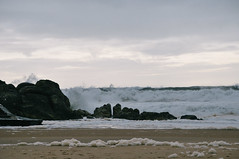 Praia de Miramar, Vila Nova de Gaia (Gail at Large | Image Legacy) Tags: 2018 capeladosenhordapedra portugal praiademiramar gailatlargecom