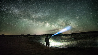 Lighting the Milkyway