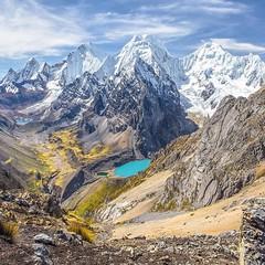 🌍Cordillera Huayhuash, Peru |  Jacob Moon Photography (adventurouslife4us) Tags: adventure wanderlust travel explore hike hiking backpack outdoor nature photography peru