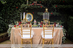 Beauty and the Beast Tablescape (Laura K Bellamy) Tags: wedding weddings tablescape reception decor details