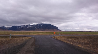 På vei fra Reykjavik til Grundarfjörður