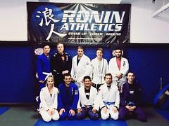 Aerik Von & the Ronin Team (Aerik Von) Tags: ronin athletics aerik von aerikvon mma bjj brazilian jiu jitsu grappling training new york city mixed martial arts