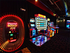 Jumpin' Jackpot (raymondclarkeimages) Tags: rci raymondclarkeimages 8one8studios lg google flickr indoor lights smartphonephotography smugmug vs996 yahoo usa colors namco amusements games jumpinjackpot cameraphone skill v30