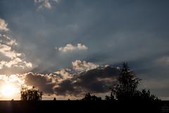 Sunset / @ Dresden / 2018-07-06 (astrofreak81) Tags: sunset dresden clouds sky sonnenuntergang wolken