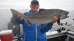 "Barry's new LRSAC club record Chinook Salmon • <a style=""font-size:0.8em;"" href=""http://www.flickr.com/photos/113772263@N05/29403948188/"" target=""_blank"">View on Flickr</a>"