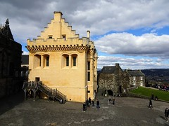 Great Hall (sharon.corbet) Tags: stirling stirlingcastle 2018 scotland uk greathall courtyard
