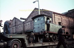 Watergate loading 1310 1965 img472 (Ernies Railway Archive) Tags: ncb watergatecolliery