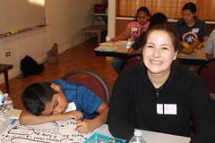 BOSH volunteer Molly