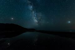 Planets (Ranbo (Randy Baumhover)) Tags: oregon oregoncoast pacificocean stars milkyway hwy101 planets