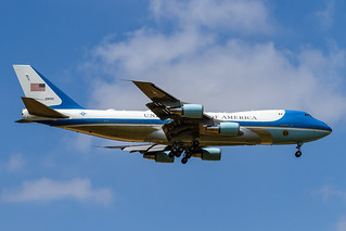 United States Air Force Boeing VC-25A (92-9000)