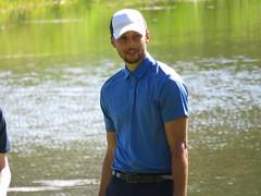 Steph Curry on the 6th hole (vpking) Tags: celebritygolf americancentury tahoesouth edgewoodgolfcourse southlaketahoe goldenstatewarriors davidson