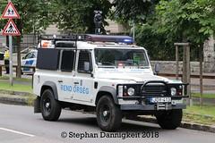 Videofahrzeug T5 Polizei Budapest (Stephan Dannigkeit) Tags: defender policja police polizei rendörseg budapest budapeszt ungarn hungary węgry pride mcm cctv video bedo besi t5 land rover brfk