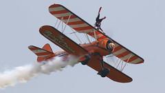 Duxford_May2018_Wingwalkers_04 (andys1616) Tags: aerosuperbatics wingwalkers boeing stearman duxfordairfestival duxford cambridgeshire may 2018