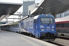 CD380 mit EC in Wien Hbf (Baumi@sw) Tags: pkp cd ec eurocity wien hbf österreich fernzug