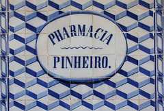 Tomar (hans pohl) Tags: portugal tomar moyentage signs publicités advertising tiles faïences