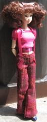 Ichigo (fairy*flowers) Tags: momoko sweet poodle sekiguchi barbie outfit dress pink rement miniature fashion doll