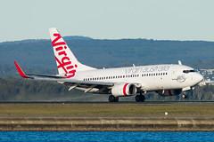 Virgin Australia Boeing 737 (Daniel Talbot) Tags: australia b737 boeing boeing737 boeing737700 holidays pacificblue sydney2018 vaustralia va vhvby virginaustralia aircraft airplane airplanes aviation maker oceania plane transportation