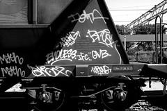 graffiti on freighttrains (wojofoto) Tags: graffiti freighttraingraffiti freighttrain fr8 vrachttrein cargotrain amsterdam wojofoto wolfgangjosten tags endless math wrong brush ifc gvb