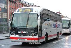 Bus Eireann VG4 (04D59748). (Fred Dean Jnr) Tags: dublin december2005 volvo b12b sunsundegui sideral vg4 04d59748 oconnellstreetdublin eurolines
