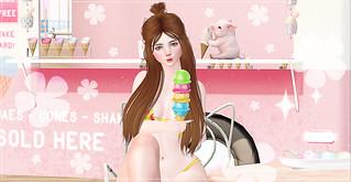 Ice cream time~!