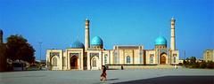 tashkent (thomasw.) Tags: tashkent uzbekistan usbekistan seidenstrasse silkroad centralasia zentralasien travel travelpics wanderlust analog cross crossed panorama 35mm kb