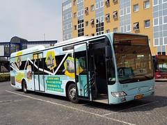 NLD Qbuzz 3125 ● Groningen Busstation (Roderik-D) Tags: qbuzz31003301 mercedesbenz o530ü citaro2 savas bege automatictransmission 3125 bxfs68 2009 groningenstation evobus überlandbus wensink capacity40481 euro5 lijnbus streekbus voith busoftheyear2007