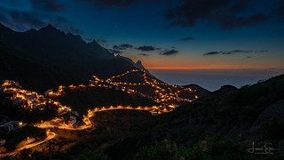 Tenerife Dusk