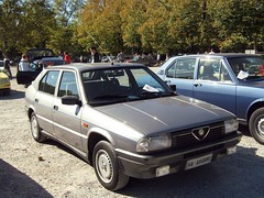 Alfa Romeo 33 1.3 S Blue Line 1989 (LorenzoSSC) Tags: alfa romeo 33 13 s blue line 1989