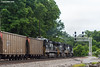 Pushing and Shoving (nrvtrains) Tags: christiansburgdistrict v51 cambriast coal christiansburg cambria helpers load norfolksouthern 754 virginia unitedstates us