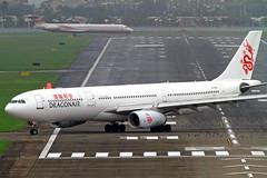 B-HLB Dragon Air Airbus A330-342 (阿樺樺) Tags: bhlb dragonair airbus a330342 ka hda canon canon7d ef600mmf4 eos 7d ef600mm f4l is usm 14x khh rckh taiwan a330 aircraft airplane airport aviation