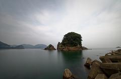 Land of the Gods - XVIII (小川 Ogawasan) Tags: japan japon torii sacred religion gods shinto inari tokushima sea le nd color 130s iso50 14mm