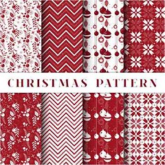 free vector beautiful christmas patterns (cgvector) Tags: abstract argyle background ball chevron christmas deer design diamond fabric fashion geometric gift greeting holiday illustration lines new noel nordic norway norwegian ornament paper pattern red reindeer retro rhombus scandinavian scrapbook seamless seasonal set snowflakes star stripe striped swatch sweater textile texture traditional tree vector wallpaper white winter wrap wrapping xmas year zigzag
