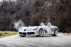 Mercedes-Benz SLR Stirling Moss (Future Photography International) Tags: mercedes benz ser stirling moss hypercar one 75 supercar suisse switzerland porrentruy