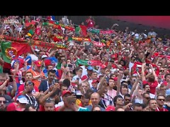 Portugal V Morocco Group B World Cup Moscow June 2018 (symonmreynolds) Tags: portugal morocco groupb worldcup screenshot football soccer paparazzi men moscow june 2018