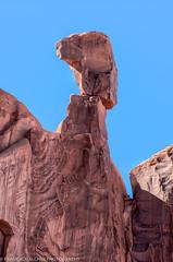 Queen Nefertiti at Arches (Alaskan Dude) Tags: travel unitedstates utah moab arches archesnationalpark nationalparks landscape scenery navajosandstone hdr