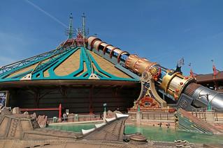 Hyperspace Mountain - Disneyland Park (France)