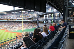 LEPE 2018 Event at PNC Park for Arizona Diamondbacks vs. Pittsburgh Pirates (Major League Baseball - Pittsburgh, Pennsylvania - June 21st, 2018) (cseeman) Tags: majorleaguebaseball baseball pittsburgh pennsylvania mlb stadiums majorleaguestadiums ballparks pncpark arizonadiamondbacks pittsburghpirates fans pittsburghbaseball pirates diamondbacks nationalleague millerliterooftop pncmillerliterooftop lepe2018 lepe2018day2pncgen river alleghenyriver skyline downtown downtownpittsburgh northsidepittsburgh mlbpgh06212018 businessschool educationconference lepe educators leadersofexperientialprojectbasededucation lepe2018day2 lepe2018day2rooftop